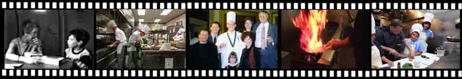 Pictures of Chef Darren