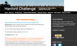 Hanford Challenge