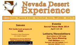 Nevada Desert Experience
