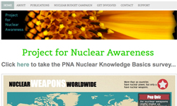 Project for Nuclear Awareness