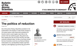 The Politics of Reduction