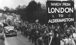 Nuclear Freeze Movement Page - The History of the Campaign for Nuclear Disarmament