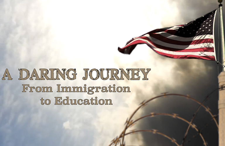A Daring Journey film Immigration Education Dorothy Fadiman